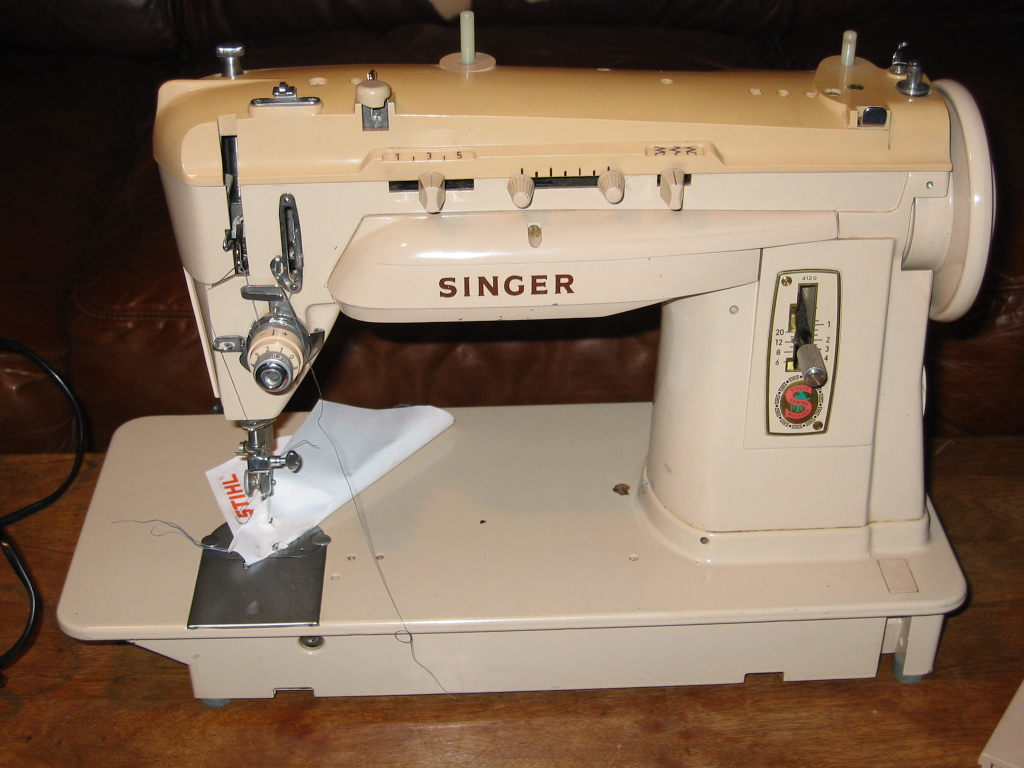 singer zigzag chainstitch sewing machine manual